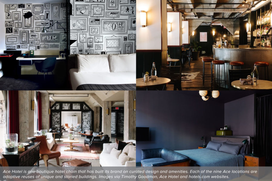 Soft brands and the boutique hotel market brr architecture for Top boutique hotel brands