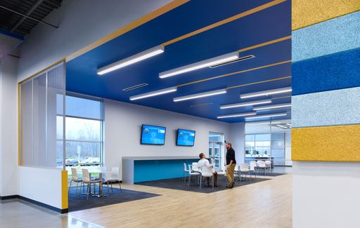 Lowe's Direct Fulfillment Center // BRR Architecture