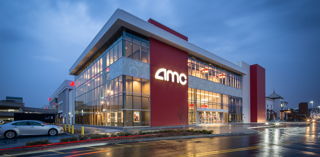 amc theatres brr architecture. Black Bedroom Furniture Sets. Home Design Ideas